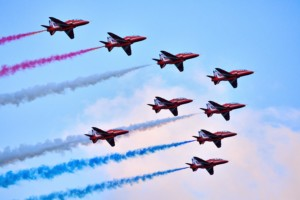 Air-Show-Red-Arrows