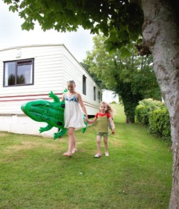 We offer a great range of self catering accommodation, including static caravans