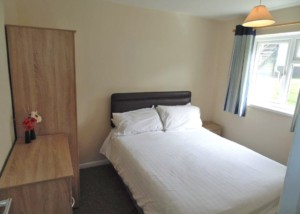 Lapwing chalet Bedroom 2